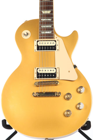 2008 Gibson Les Paul Traditional Goldtop -SLASH PICKUPS-