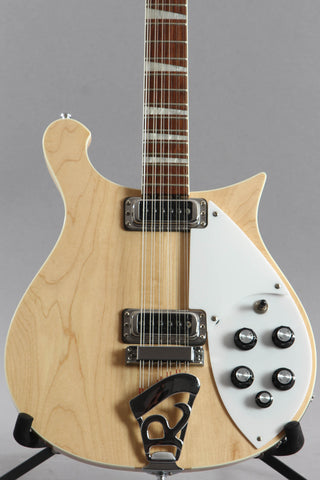2011 Rickenbacker 620/12 12-String Guitar Mapleglo