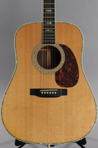 2005 Martin D-41 Acoustic Guitar Natural