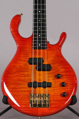 1995 Pedulla MVP-4 4 String Bass Neck Thru