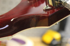 2011 Gibson Les Paul Classic Custom Wine Red