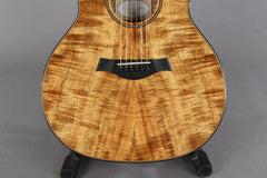 2011 Taylor K24ce KOA Grand Auditorium Acoustic Guitar