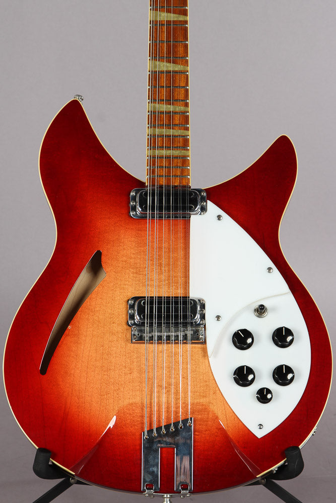 1992 Rickenbacker 360/12v64 12 String Fireglo Electric Guitar