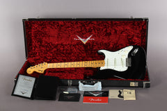 2018 Fender Custom Shop Jimi Hendrix Voodoo Child NOS Stratocaster Black Strat