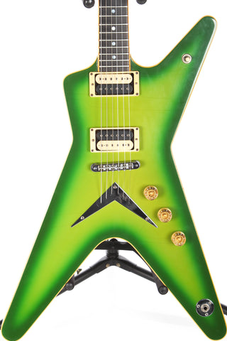 1982 Dean ML Green Burst -SUPER CLEAN-