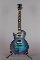 2017 Gibson Les Paul Standard T Blueberry Burst Left Handed Lefty