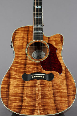 2008 Gibson Custom Shop Songwriter Deluxe EC KOA