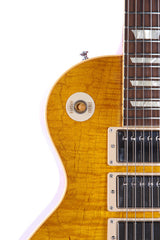 2013 Gibson Custom Shop Historic 1959 Les Paul 3 Pickup Lemon Burst 59 R9