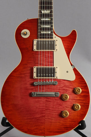 2011 Gibson Custom Shop Les Paul '59 Historic Reissue Paradise Cherry Burst