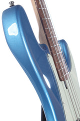 2012 Lakland USA 44-64 Bob Glaub Lake Placid Blue