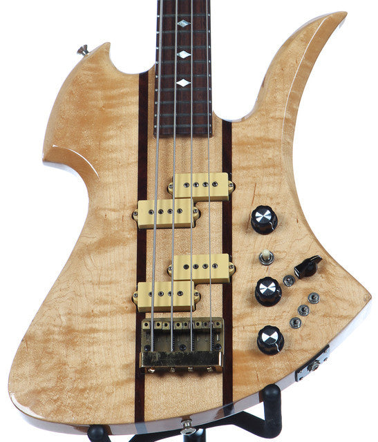 1983 BC Rich Mockingbird Bass