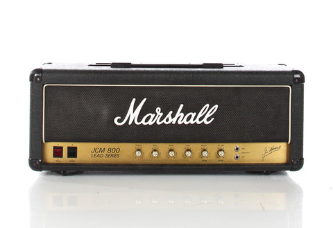 1983 Marshall JCM 800 2203 100 Watt Tube Guitar Head
