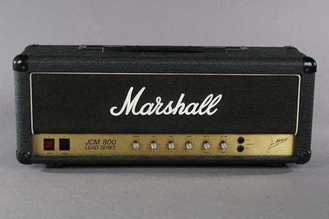 1983 Marshall JCM 800 2203 100 Watt Tube Head