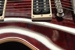 2000 Gibson Les Paul Classic 1960 Wine Red Electric Guitar