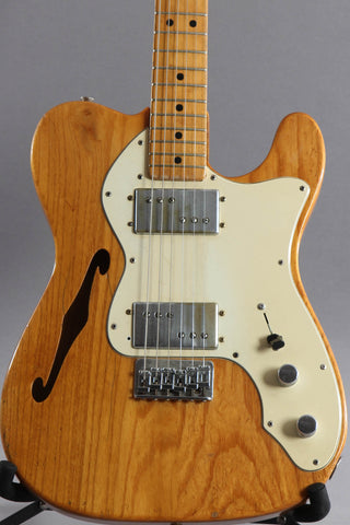1973 Fender Thinline Telecaster Natural