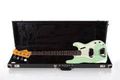 1965 Fender P Precision Bass Sea Foam Green Refin