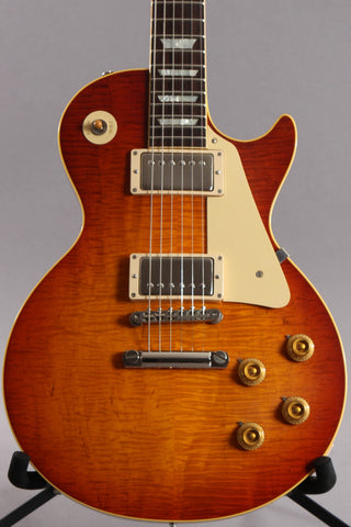 2015 Gibson '59 Historic Les Paul BOTB Stanley Burst Tom Murphy Painted