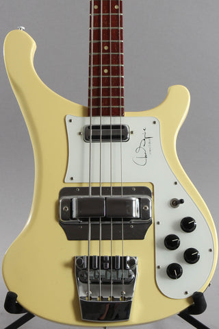 1992 Rickenbacker 4001CS Chris Squire Signature Bass Guitar
