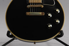 1996 Gibson Custom Shop '68 Historic Les Paul Custom Black Beauty