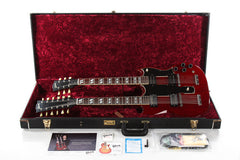 2007 Gibson Custom Shop Jimmy Page EDS-1275 Double Neck VOS Electric Guitar