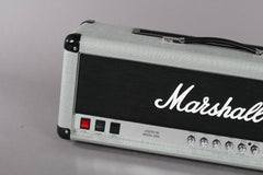 2015 Marshall 2555X Silver Jubilee Re-Issue 100 Watt Tube Head
