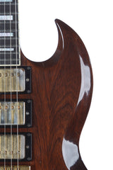 1974 Gibson SG Custom Left Handed Lefty Electric Guitar -RARE-