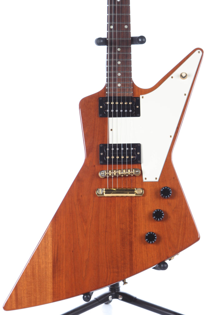 2007 Gibson Explorer 1976 Reissue Natural '76 RI