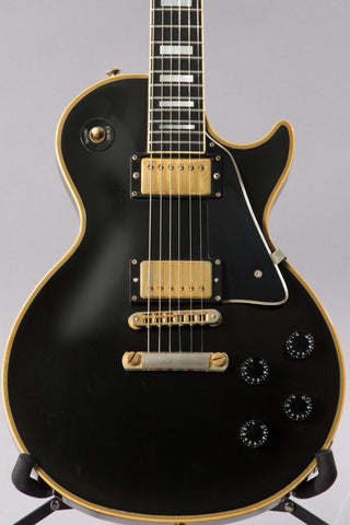 1989 Gibson Les Paul Custom Black Beauty