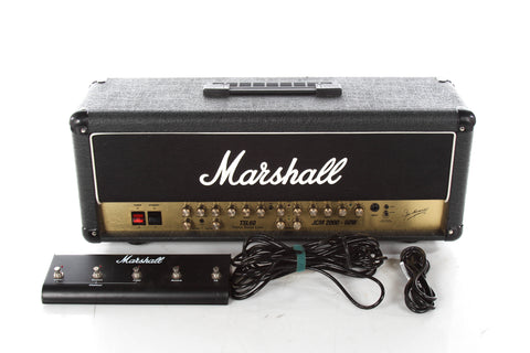 2000 Marshall JCM 2000 TSL 60 Triple Super Lead 60 Watt Tube Head