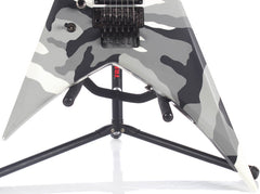 Left Handed 2010 ESP Standard Series Urban Camo Flying V