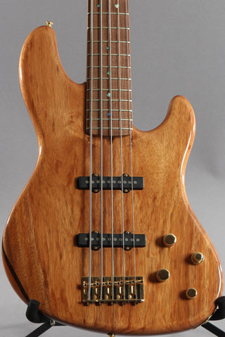 2006 Fender Victor Bailey KOA 5 String Jazz Bass