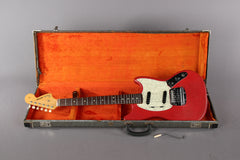 1965 Fender Mustang Red -REFIN-