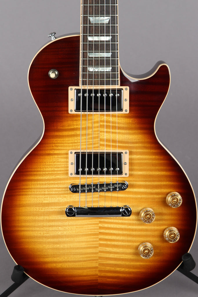 2016 Gibson Limited Edition Les Paul Standard 7 String Tobacco Burst