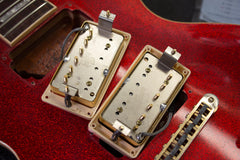 2000 Gibson Limited Edition Millennium Les Paul Red Sparkle