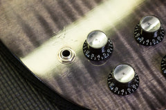 2005 Gibson SG Supreme Transparent Black -EBONY FINGERBOARD-