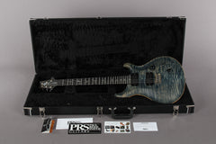 2015 PRS Paul Reed Smith Limited Edition Mark Holcomb Signature Faded Whale Blue 10 Top