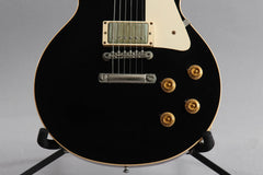 2011 Gibson Custom Shop Les Paul '58 Historic Reissue Ebony Black