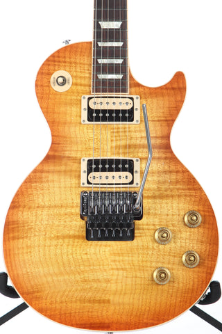 2014 Gibson Les Paul Traditional Pro II Floyd Rose Light Burst