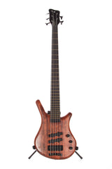 2002 Warwick Thumb Neck Thru NT-5 String Bass