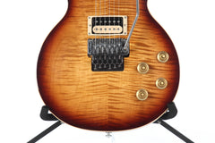 2014 Gibson Les Paul Traditional Pro II Floyd Rose Desert Burst