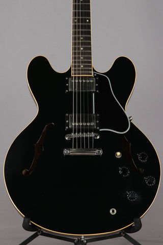 1993 Gibson ES-335 Dot Gloss Black