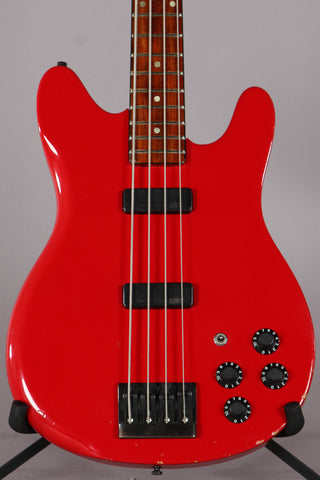 1992 Rickenbacker 2030 Bass Guitar Red