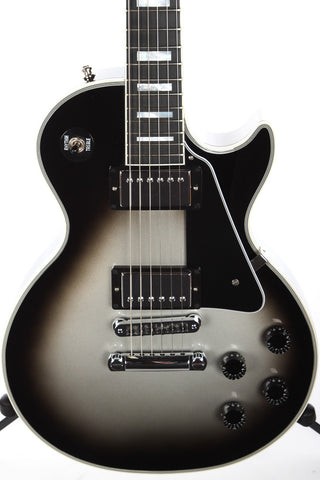 2012 Gibson Custom Shop Les Paul Custom Silverburst