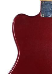 1964 Fender Jaguar Refin Metallic Burgundy