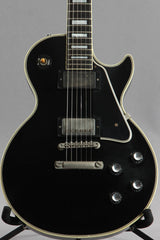 2010 Gibson Custom Shop Historic '68 Reissue Les Paul Custom Black Beauty