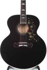 1995 Gibson J-200 Acoustic Guitar Ebony