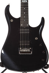 Ernie Ball Music Man Ball Family Reserve John Petrucci JPXI 6 String Electric Guitar Black Onyx