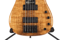 2007 Modulus Quantum Q5 5 String Bass -KOA TOP-