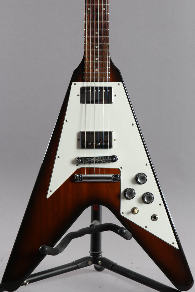 1982 Gibson Flying V Vintage Sunburst
