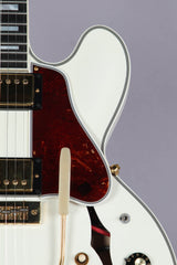 2008 Gibson Custom Shop Alex Lifeson ES-355 Alpine White